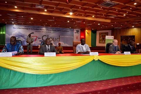 G-Cloud au Burkina